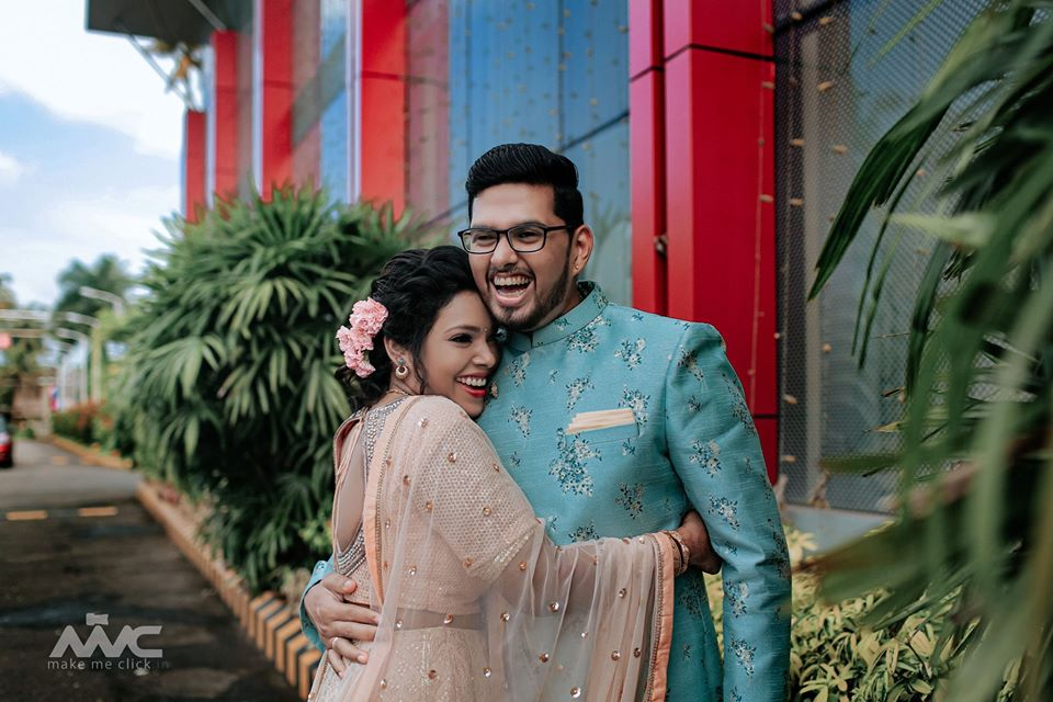 MakeMeClick - Happily Engaged | Sunil & Dibya